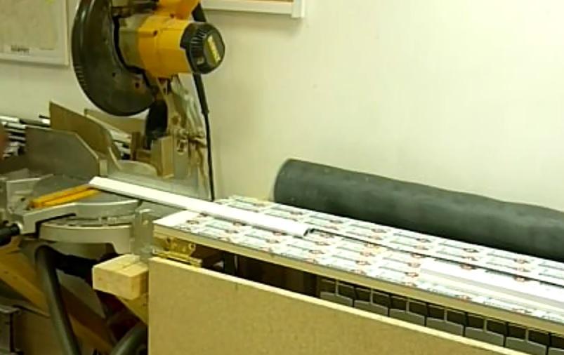 производство москитных сеток